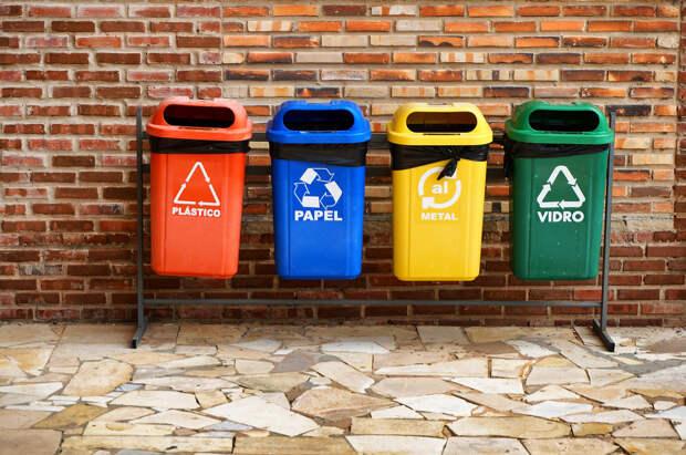 Раздельный сбор мусора к концу года обеспечат для 42 процентов россиян