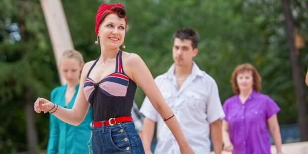 ВДНХ научит горожан национальным танцам