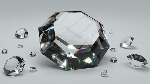"""Сотрудницу """"Алросы""""  арестовали за кражу алмазов на миллионы долларов"""
