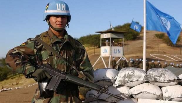 Генсек ООН высказался повопросу введения наДонбасс миротворцев