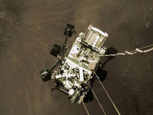 Марсоход НАСА Perseverance