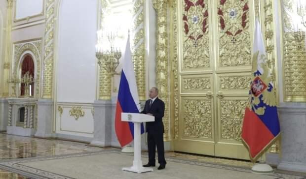 Россия слезает снефтегазовой иглы— Путин