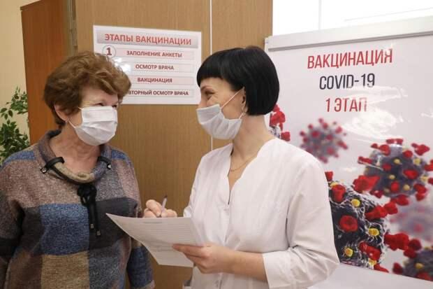Три новых пункта вакцинации отCOVID-19 откроются вНижнем Новгороде