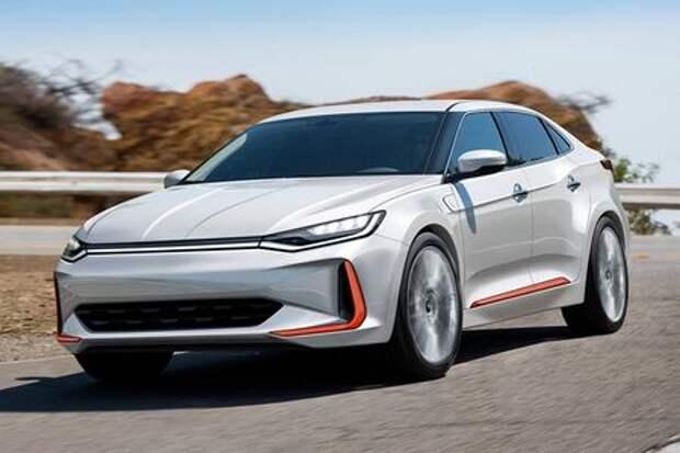 Молодая китайская компания WM Motor анонсировала сразу четыре модели