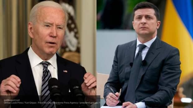 Американцы раскритиковали Байдена после слов об Украине и НАТО