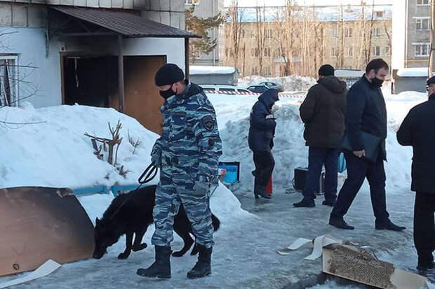 В Казани разыскивают поджигателя опорного пункта полиции