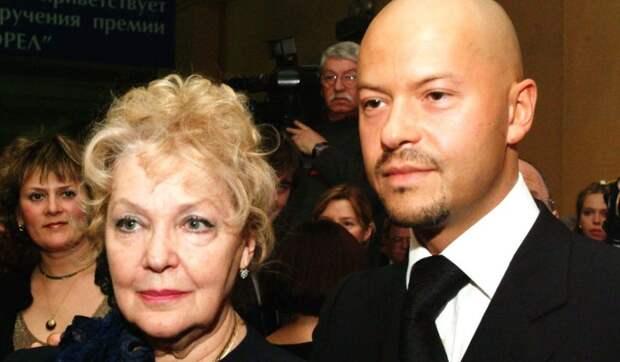 Мать не приняла жену Бондарчука: Мне жаль Федьку