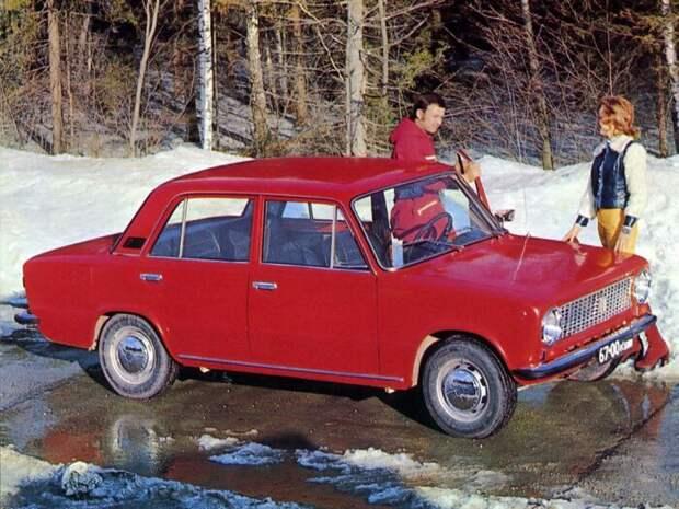 Почему автомобилисты в Советском Союзе ездили зимой на летней резине