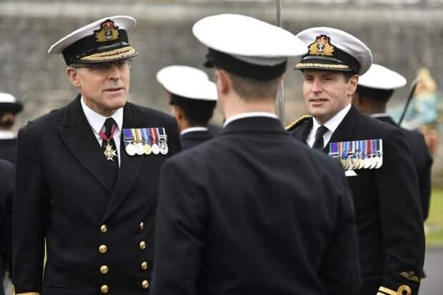 В Британии очень боятся кибератак против авианосной группы с Queen Elizabeth