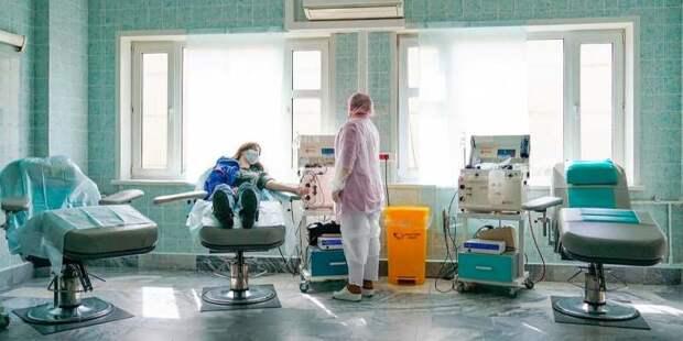 Спасти не одного заболевшего коронавирусом можно, став донором крови с антителами