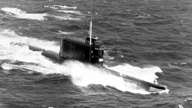 Проект «Азориан»: как ЦРУ хотели украсть утонувшую советскую подлодку К-129