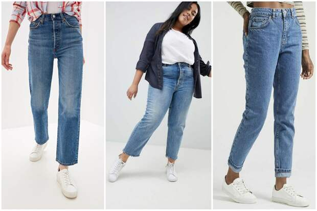 Какие джинсы будут в моде весной 2021: горячие тренды, база + рекомендации по фигуре, кому что пойдет