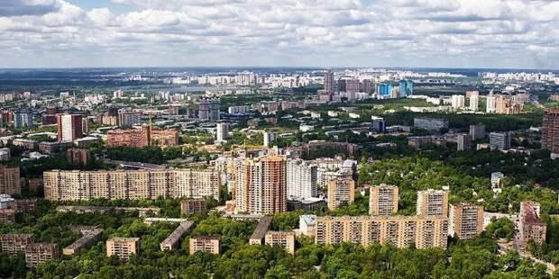 Сотрудники библиотеки имени Платонова подготовили видеопрогулку по Соколу Фото с сайта mos.ru