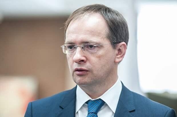 Владимир Мединский высказался о деятелях культуры, критикующих власть
