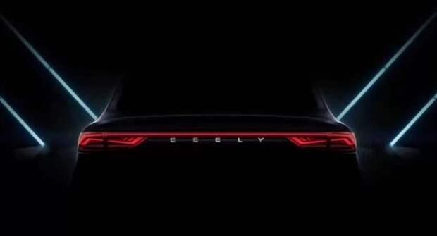 Фотошпионы рассекретили интерьер китайского нового седана Geely Emgrand на основе Volvo