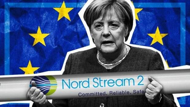 Заявление Меркель создало новые угрозы «Северному потоку-2»