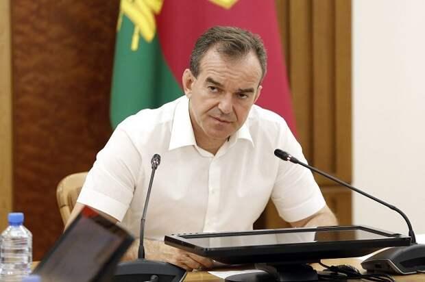 На Кубани официально выдвинули первого кандидата в губернаторы