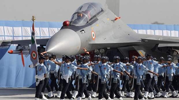 Самолеты «Сухого» прочно осели в Индии