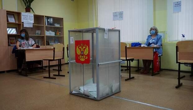 Появились первые данные голосования по Конституции в Подмосковье