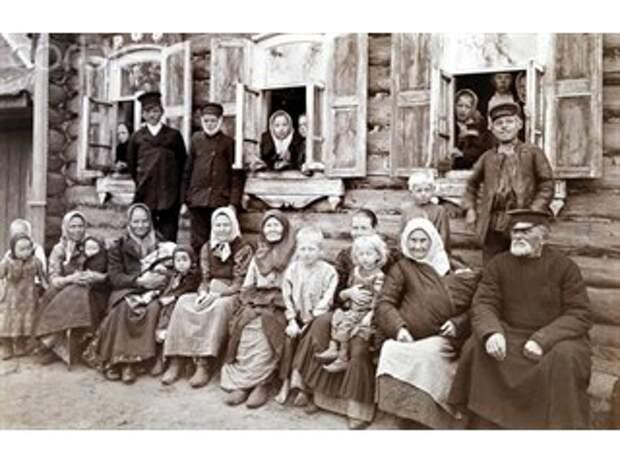 Родственники на Руси: Как кого называли, и кто был главным в доме..