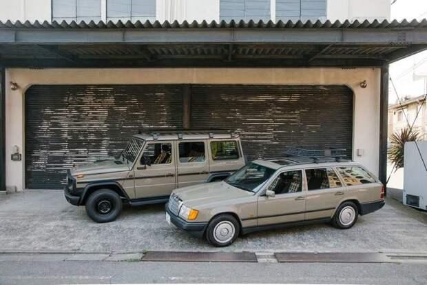 В Японии восстанавливают великолепные классические универсалы Mercedes-Benz W124 Arrows, mercedes, mercedes w124, mercedes-benz, авто, реставрация, универсал, янгтаймер