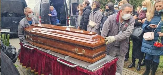 Добрых слов не нашлось: Кудрявцева отказалась выступить у гроба партнера