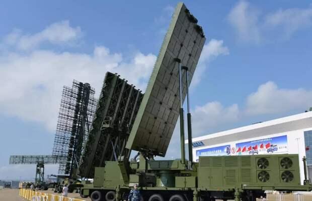 Китай заявляет, что его квантовый радар способен обнаруживать истребители F-22 за сотни километров