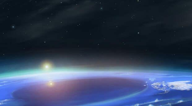 10 штормов космической силы, которые бушуют на других планетах