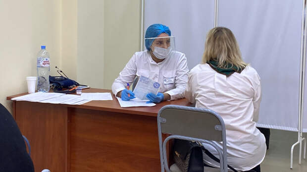 Сразу два пункта вакцинации закрывают в Ростове