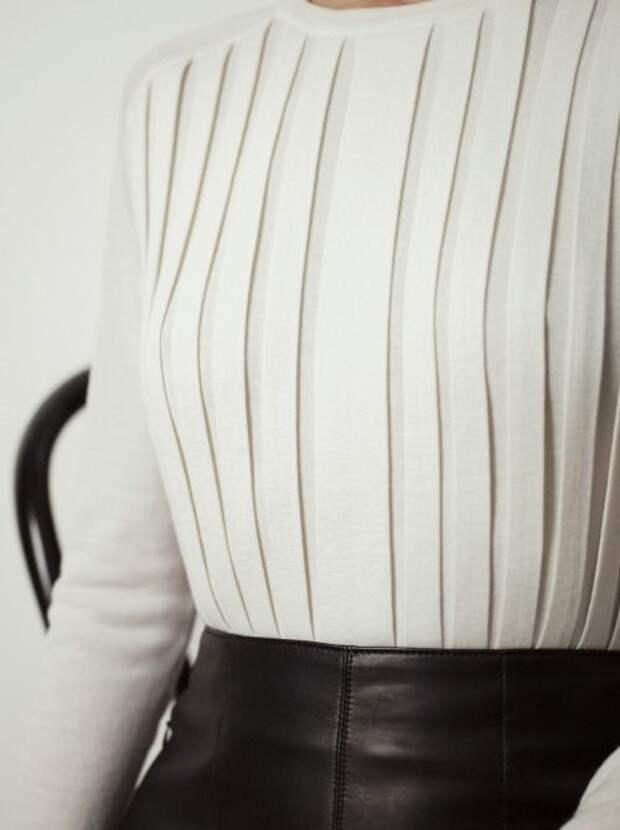 Геометрия в одежде (трафик)