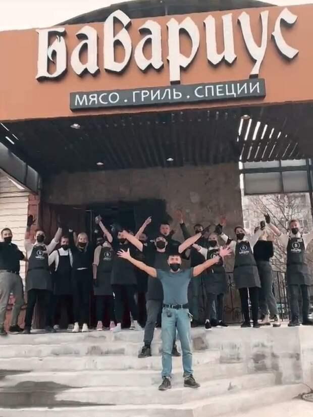 Вместо грузинского ресторана «Сациви» на Древлянке открылся другой ресторан