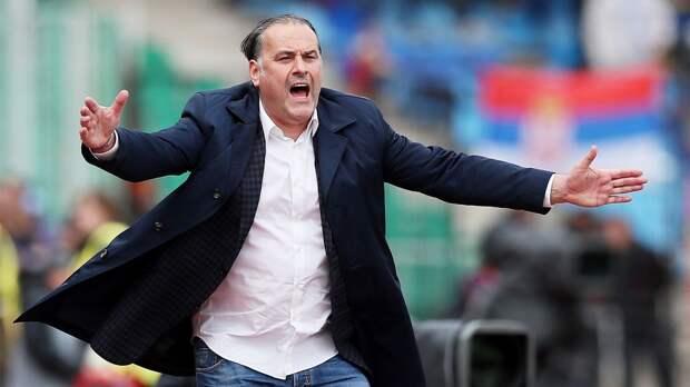 «В футболе платят слишком много». Божович — о коронавирусе, рестарте РПЛ и уровне Николича