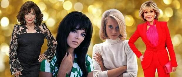 Стареть красиво: знаменитые актрисы, которым не страшны годы