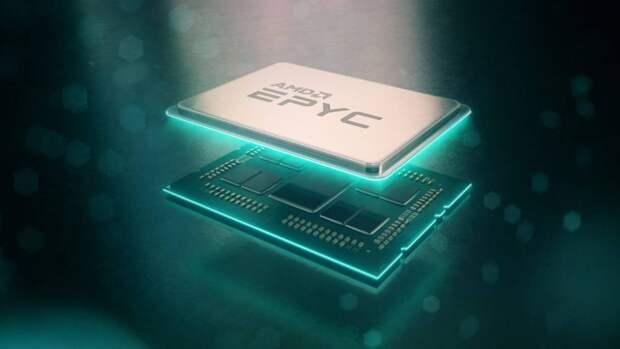 За год AMD увеличила свою долю на рынке серверных процессоров на 75 %