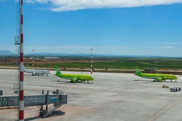 Маршрутная сеть аэропорта «Симферополь» увеличилась до 61 направления
