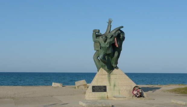 Евпаторийский десант: подвиг «черных бушлатов»