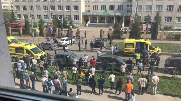 Сотрудники центрального аппарата МВД едут в Казань