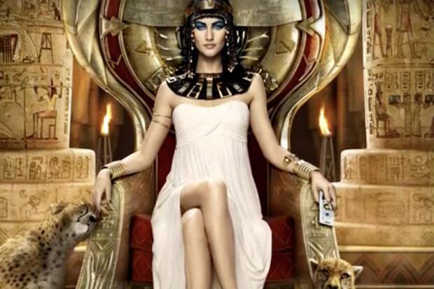 Самые красивые принцессы древности