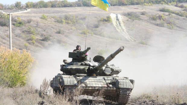 Bulgarian Military: Россия без войны остановила танки ВСУ в Донбассе