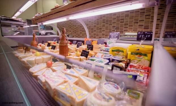 Забитые продуктами прилавки магазинов в РФ вызвали бурную реакцию у немцев