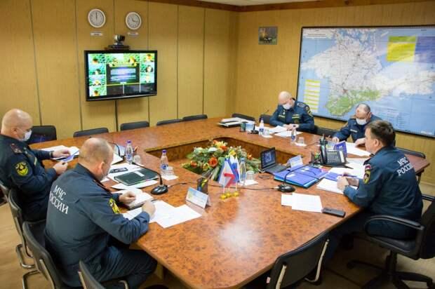 Заседание коллегии по подведению итогов работы за I квартал 2021 года и постановке задач на II квартал 2021 года