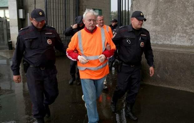 Полиция задержала кандидата в депутаты Лакеева
