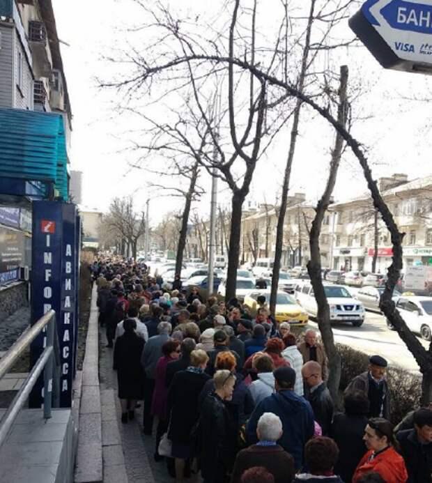 Самое массовое голосование в истории: россияне выбирают будущее