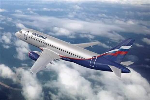 Пассажиропоток российских авиакомпаний в январе-марте снизился на 27%
