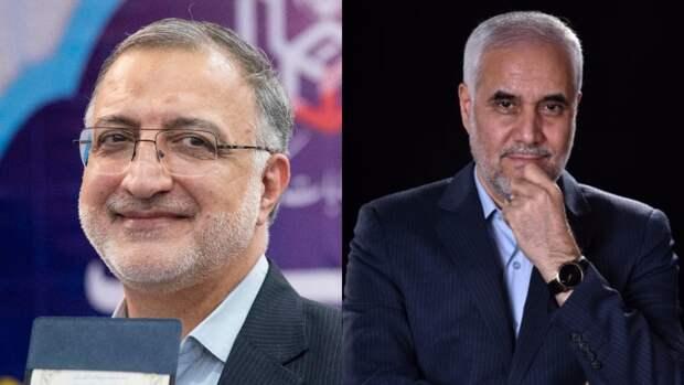 Двое кандидатов в президенты Ирана отказались от участия в выборах