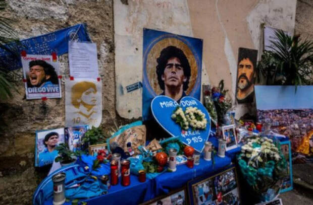 Прокуратура Аргентины подозревает семь человек в смерти Марадоны