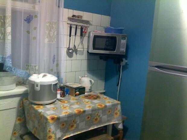 Мужчина купил дешёвую хрущёвку и превратил ее в шикарные апартаменты.