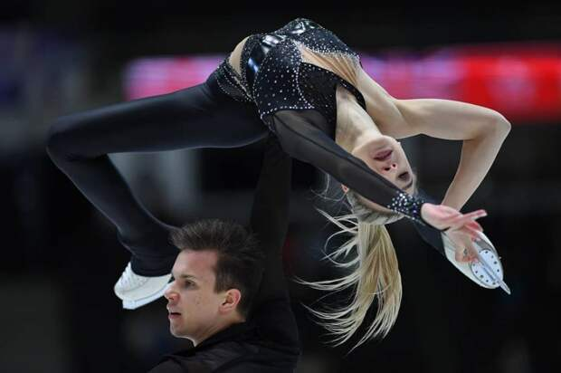 7 захватывающих фото российских фигуристов на чемпионате мира среди юниоров 2020