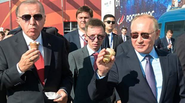 Китайцы влюбились в российское мороженое после подарка Путина Цзиньпину