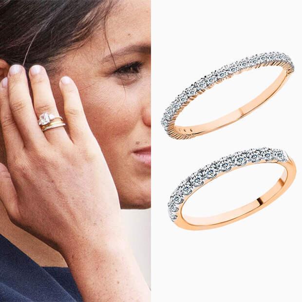 Какие кольца носит Меган Маркл и почему ее выбором стоит вдохновиться?